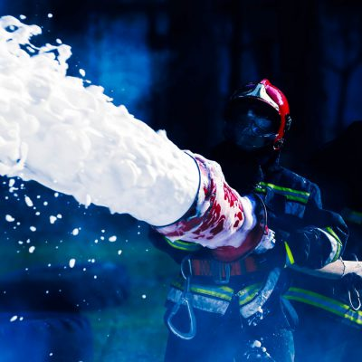 Foam Fire Suppression System